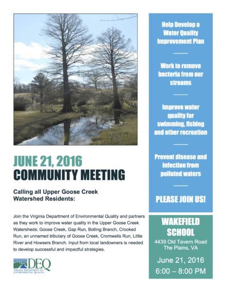 MLS_UGC 1st Public Meeting Flyer
